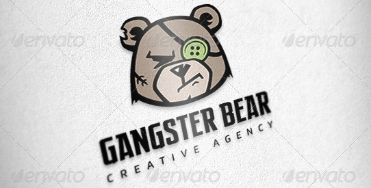 Gangster Bear