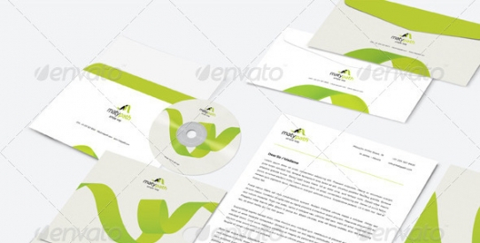 Maty Path Corporate Identity